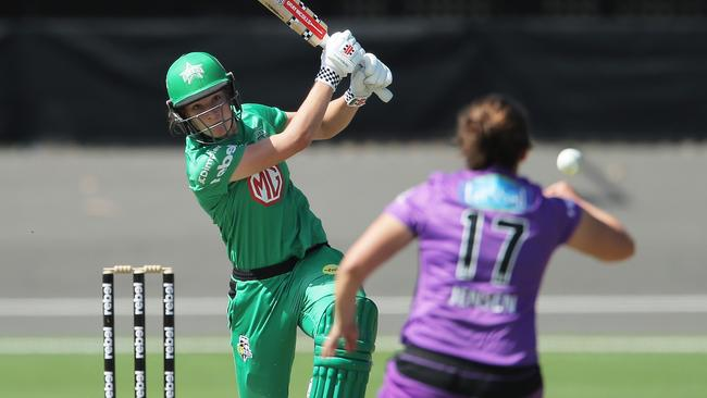 The next big thing in Australian cricket piloted the Melbourne Stars to a crushing win