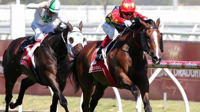 Odeon to have crucial jockey change for Ballarat Cup test
