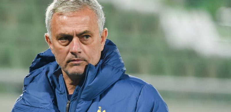 Jose Mourinho sends sarcastic message about 'total safety' of international football