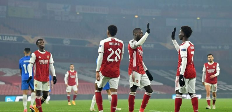Arsenal vs Molde result: Five things we learn as Gunners seal comfortable win in Europa League