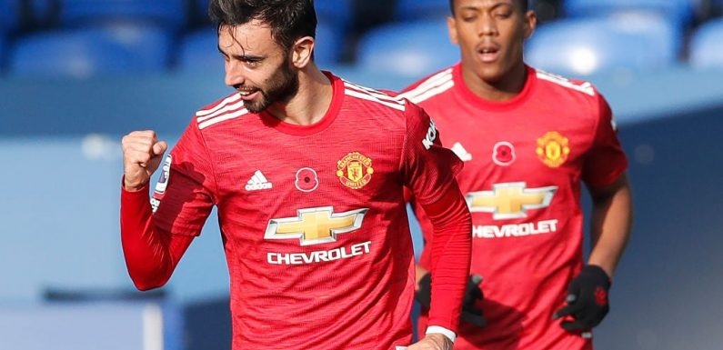 Manchester United have title-winning mentality, says Bruno Fernandes