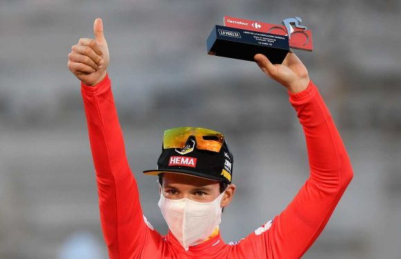 Primoz Roglic clinches 2020 Vuelta a Espana as Chris Froome handed 2011 trophy