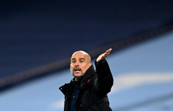 Man City players are losing the joy of football, says Pep Guardiola