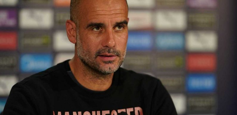 Pep Guardiola hits back at Jose Mourinho over Raheem Sterling suspicions: 'Maybe he is a doctor?'