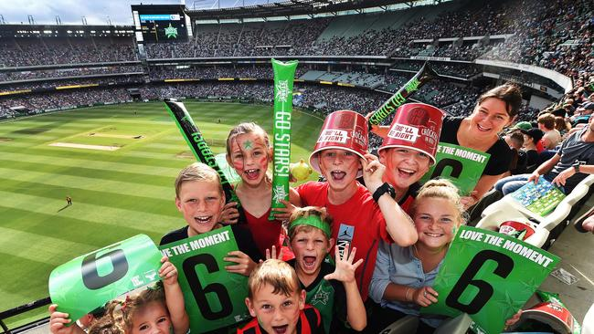 The Big Bash will be played in every state in a massive win for fans everywhere