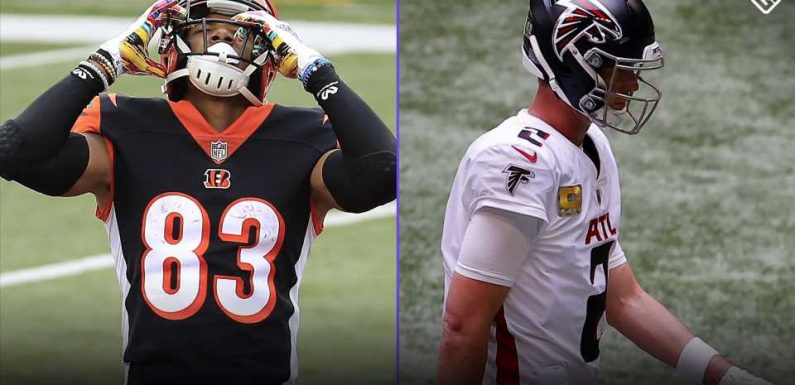 Updated 2021 NFL Draft order: Bengals back in top 3 after losing Joe Burrow; Falcons enter top 10