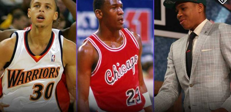 NBA Draft mistakes: Ranking the three worst, most painful draft misses for each team