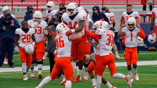 Illini look fine, say 'GG' to 'Huskers