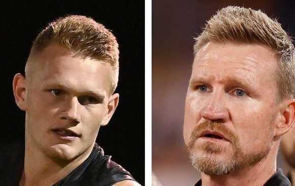 Collingwood's Adam Treloar situation slammed as messy drama deepens