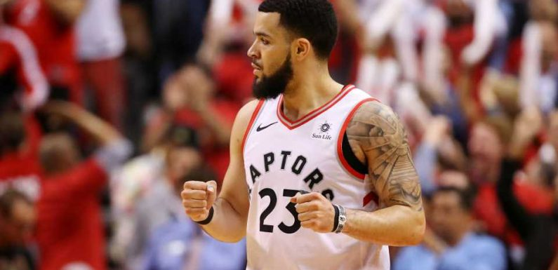 NBA free agency: Fred VanVleet reportedly staying with Raptors on 4-year, $85M contract