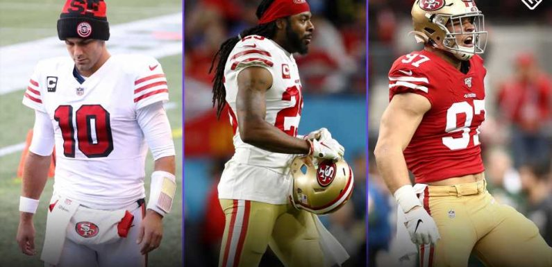 49ers injury report: List of San Francisco players on IR near $80 million in contracts vs. Packers