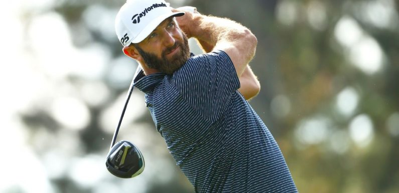Johnson wins Masters in record-breaking fashion