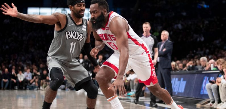 Does a James Harden trade to the Nets make sense?