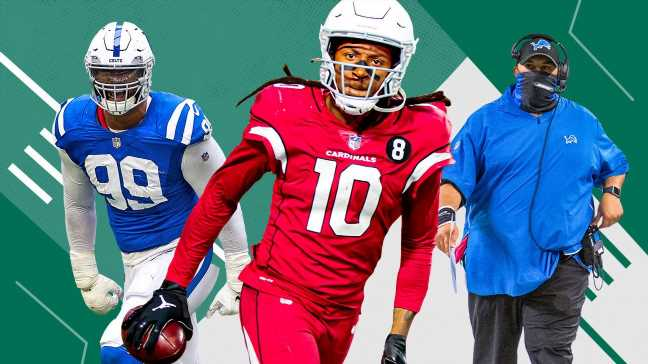 Week 11 NFL Power Rankings: 1-32 poll, plus do-overs for every team