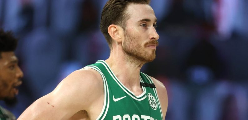 Sources: Celtics' Hayward opts out, will be UFA