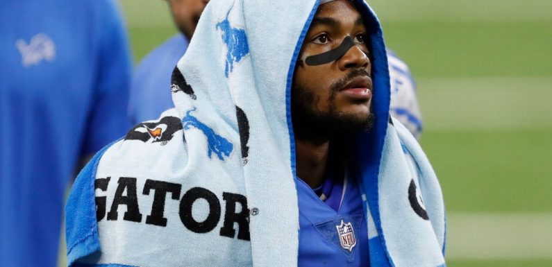 Lions RB Swift has concussion, status in doubt