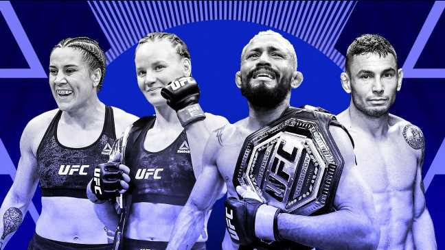 UFC 255 viewers guide: Can both flyweight champs — Figueiredo and Shevchenko — fend off challenges?