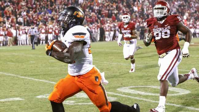 Bedlam's best: The biggest moments in the Oklahoma-Oklahoma State rivalry