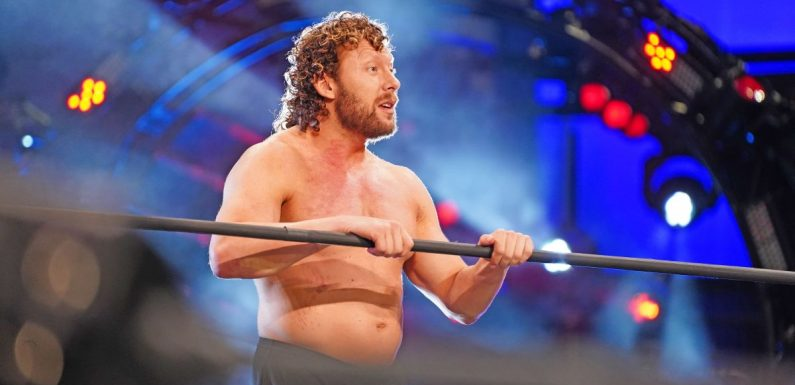 It's finally Kenny Omega time in AEW
