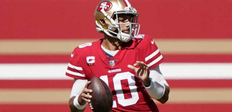Kyle Shanahan expects Jimmy Garoppolo to be 49ers' starting QB in 2021