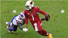 Kyler Murray celebrated his Hail Mary by playing video games on Twitch