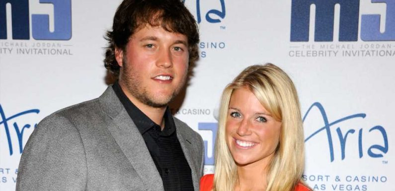 Kelly Stafford, wife of Lions' Matthew Stafford, calls Michigan a 'dictatorship' in Instagram rant