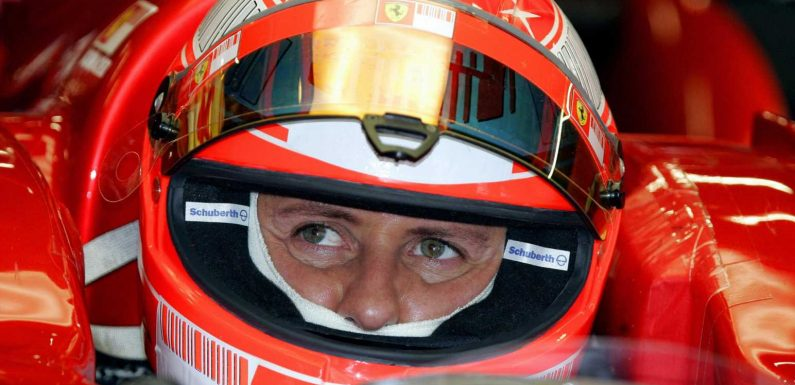 Michael Schumacher 'following' son's career as F1 legend continues to 'fight' in recovery