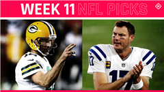 NFL expert picks, predictions for Week 11 straight up