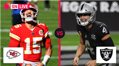 Chiefs vs. Raiders live score, updates, highlights from 'Sunday Night Football' game