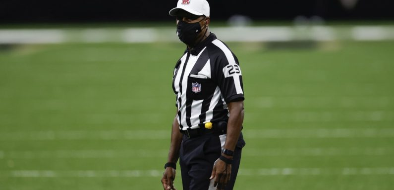 NFL to make history with first all-Black officiating crew in Week 11