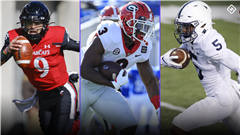 College Fantasy Football: Expert DFS picks, sleepers for Week 10 DraftKings contests