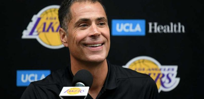 Lakers' Rob Pelinka operating like NBA's best GM after stealing Montrezl Harrell in free agency