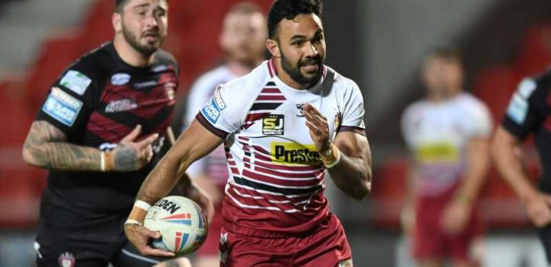 Super League Man of Steel 2020: Wigan duo Bevan French and Liam Farrell on five-man shortlist