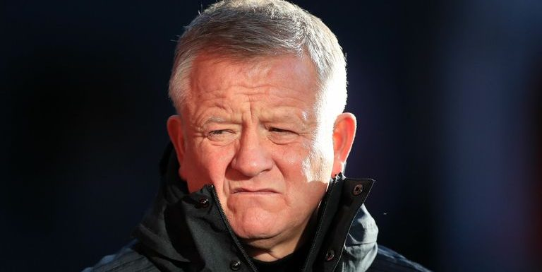 Chris Wilder says he does not fear the sack despite Sheffield United's winless start