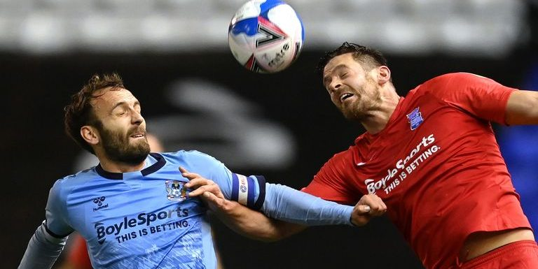 Coventry 0-0 Birmingham: Battle between tenants and landlords at St Andrew's ends goalless
