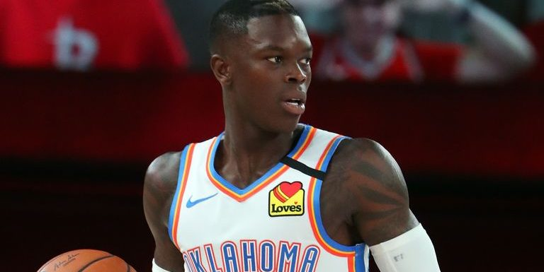 Dennis Schroder: Los Angeles Lakers close to finalising trade for Oklahoma City Thunder guard