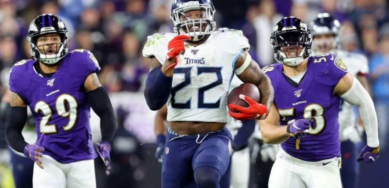 Tennessee Titans and Baltimore Ravens aiming to find 2019 form in AFC clash