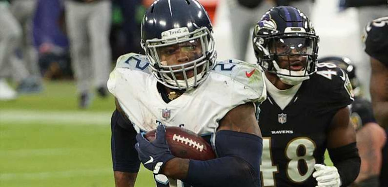 Tennessee Titans 30-24 Baltimore Ravens: Derrick Henry touchdown wins it in overtime for Titans