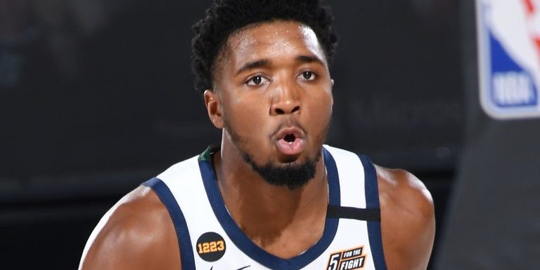 Donovan Mitchell 'signs five-year contract extension with Utah Jazz worth up to $195m'