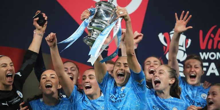 Women's FA Cup suspended during month-long lockdown in England as men's FA Cup goes ahead