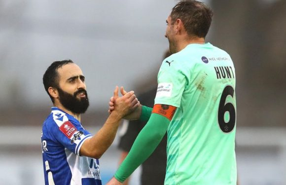 FA Cup round-up: Bristol Rovers hit Darlington for six; Stevenage beat Hull on penalties