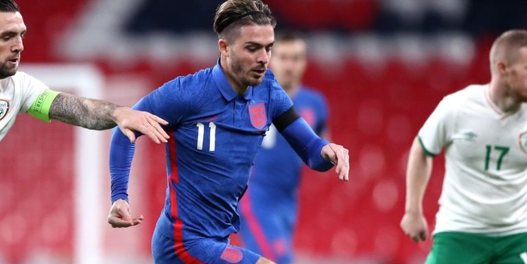 Jack Grealish says England comparisons with 'underrated' Mason Mount have become 'annoying'