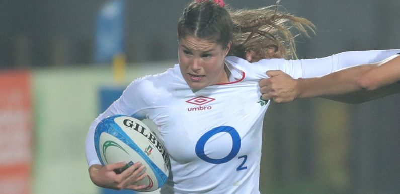 Match Report – France Ladies 10 – 33 England