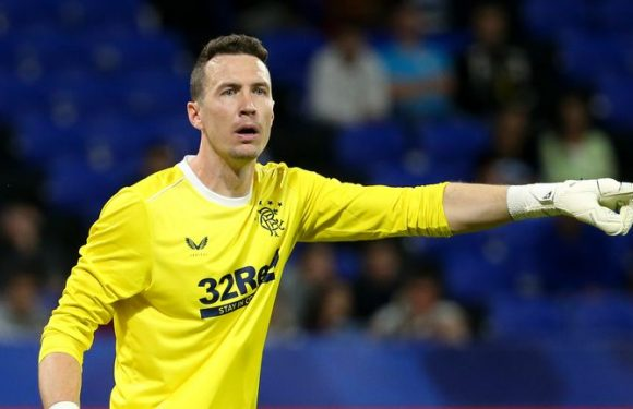 Jon McLaughlin wants more Rangers game-time ahead of Euro 2020