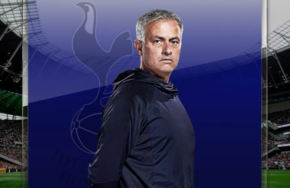 Is this the perfect season for Jose Mourinho to win the Premier League title with Tottenham?