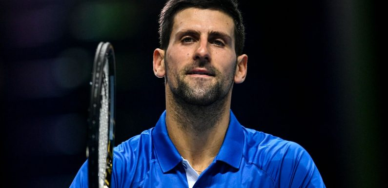 Novak Djokovic says the ATP has been blocking his path to rejoin the players' council