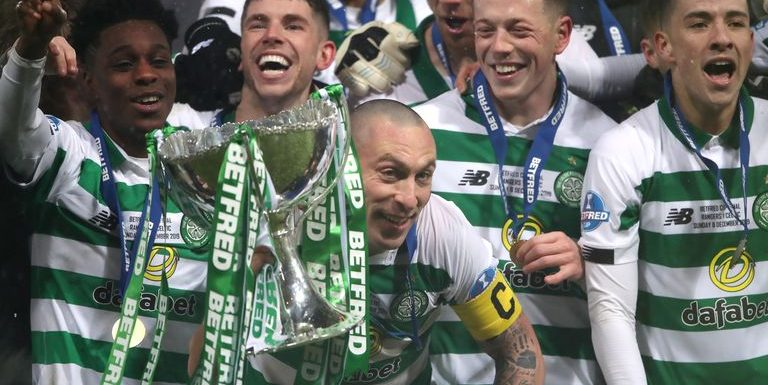 Celtic to start Scottish League Cup defence against Ross County