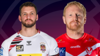 Super League Grand Final: Sean O'Loughlin and James Graham ready for career finales
