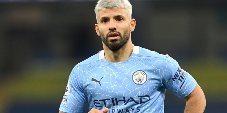 Sergio Aguero: Pep Guardiola to be patient with Manchester City striker's return from injury