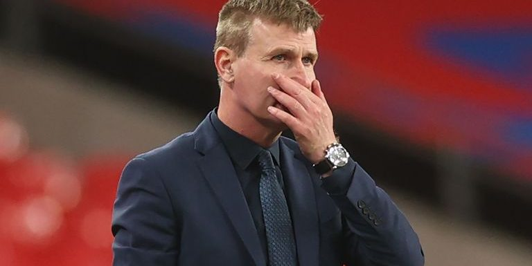 Stephen Kenny: FAI closes probe into video shown before England friendly after manager's explanation